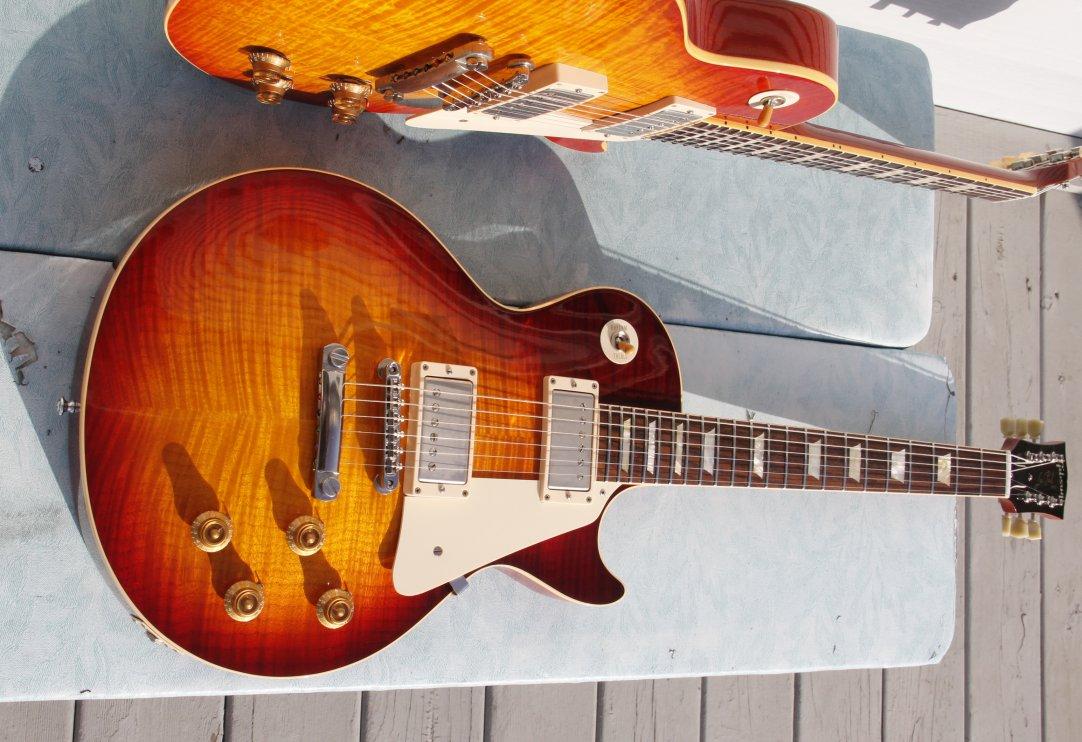 2010 Gibson Les Paul 1959 Standard Reissue Cygnus